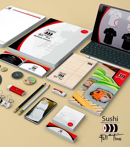 Sushi Full Time CodMark